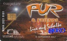 Knappenkarte Pur & Friends