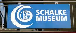 Anzeigetafel Schalke Museum