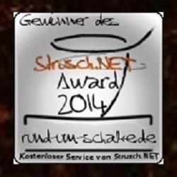 Strusch-Award 2014