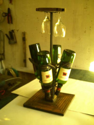 Una botella de vino - 2 7