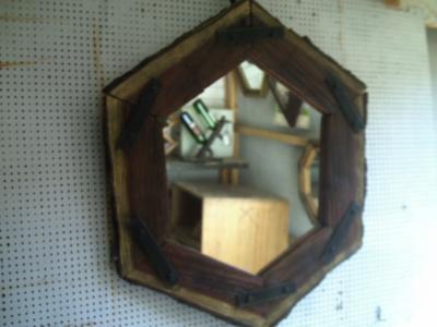Resultado de imagen de espejo de seis lados.