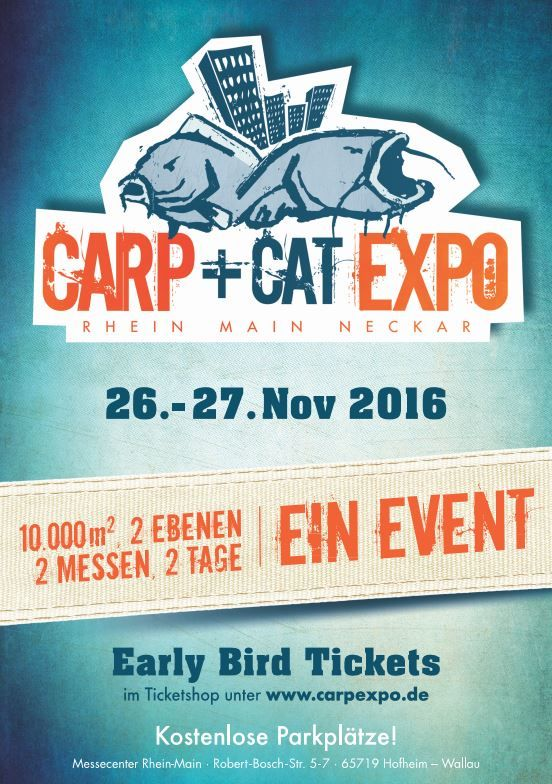Carp&Cat Expo 2016
