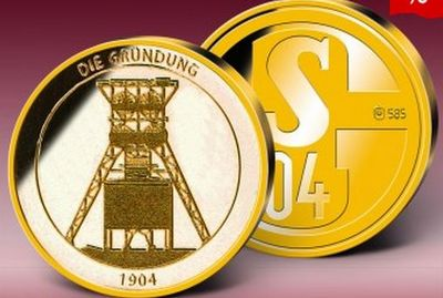 Schalke Trikotsammlung Schalke Pins Und Dfb Trikots
