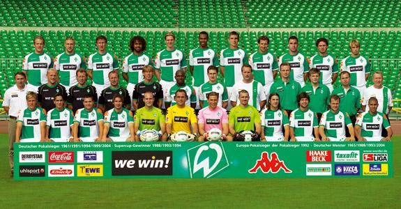 Werder Bremen 2006