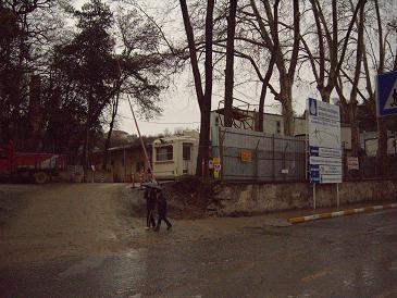 Kozdere-Çırçır Arası Tüp Geçit-30.01.2009