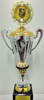 Unser Pokal für den vierten Platz