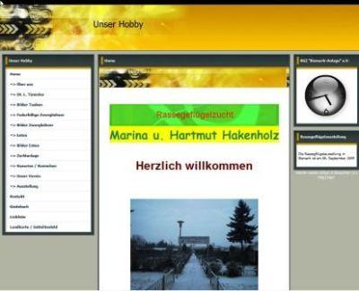 HP von Marina u. Hartmut Hakenholz . Eine super Seite.