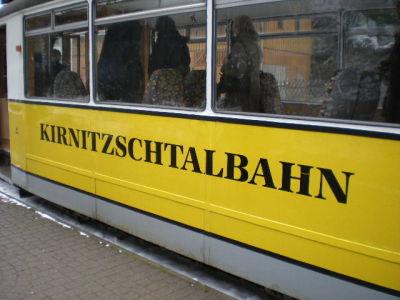 Logo Kirnitzschtalbahn