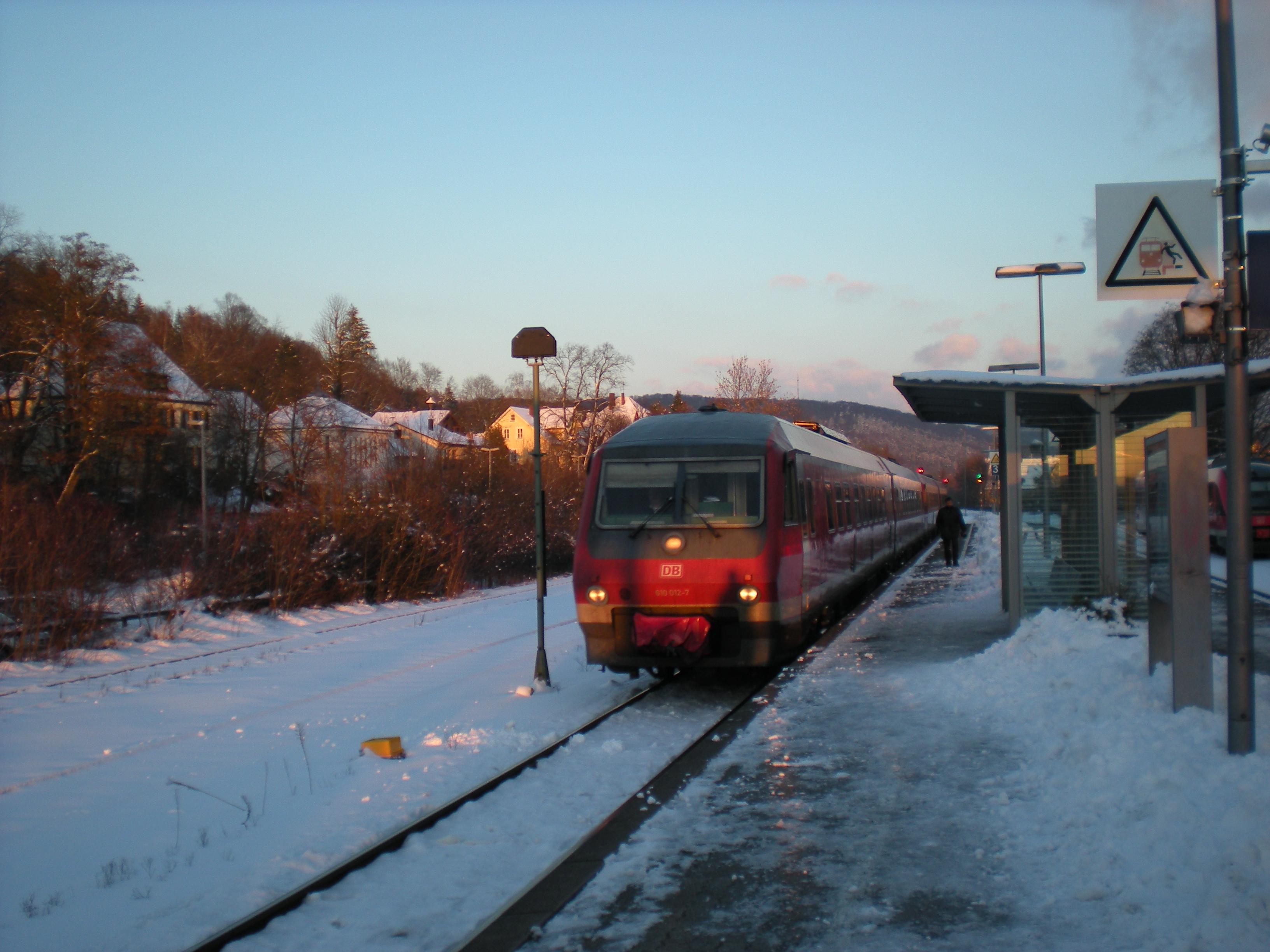 610 einfahrt Hersbruck Gleis 3