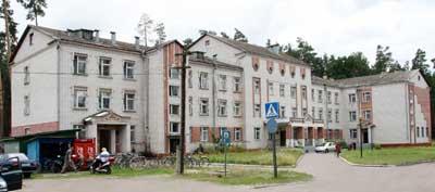 лікарня міста Щорс