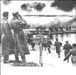 битва за Дніпро та Київ