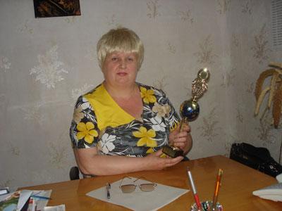 Ганна Данильченко, місто Щорс