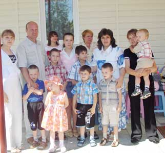 Соціальний супровід прийомних сімей місто Щорс