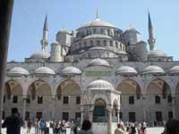 Щорс, турецкая дилегация