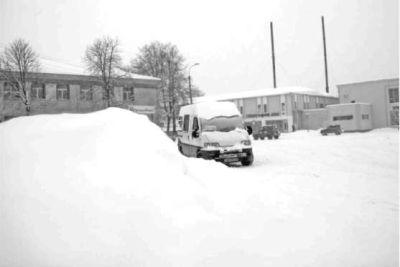 Зимовий драйв у Щорсі