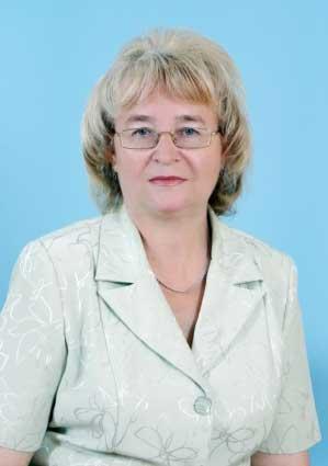 Тетяна Миколаївна Кліщенко, город Щорс