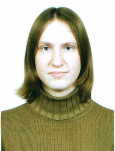 Марина Куценко, город Щорс