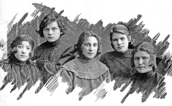 Доньки Вєсєлова, 1924 р.