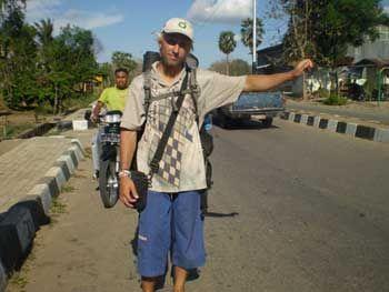 Михаил павлюк - путешественник