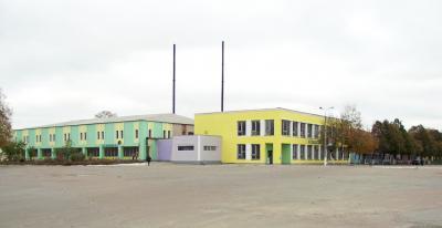 город Щорс