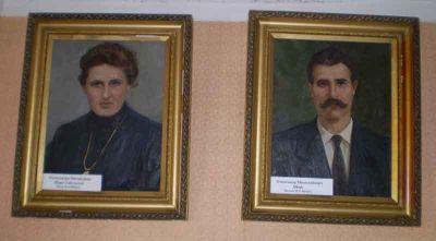 родители Щорса