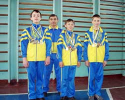 спорт школа города Щорс