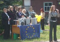 Центр дитячої та юнацької творчості і євроклуб «Unity», Щорс