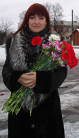 Виктория Ващенко, город Щорс