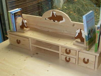 Schr ders haben gewerkelt kinderzimmer f r pferdefreunde - Pferde bordure kinderzimmer ...