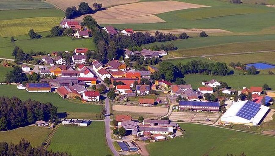 Ortschaft Schwand