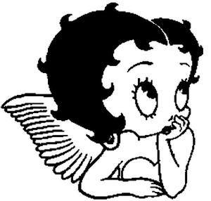 Disegni Da Colorare E Stampare Gratis Di Betty Boop.Betty Boop Immagini Da Scaricare Gratis Le Migliori 55 Immagini Su Immagini Divertenti Immagini