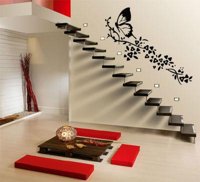 Fantasy deco vinilos decorativos escaleras y gradas - Pegatinas para las paredes ...