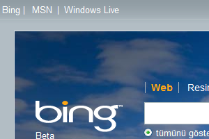 MS Bing Arama Motoru Açıldı