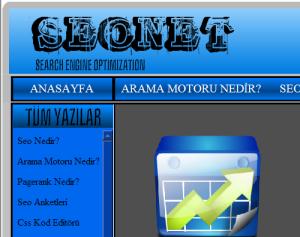 Seonet'in ilk versiyonu