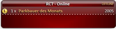 RCT - Online Awards