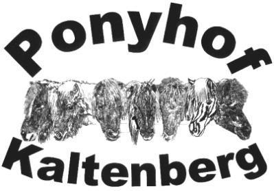 Ponyhof Kaltenberg, Besitzer Ursula und Rudolf Oberhofer