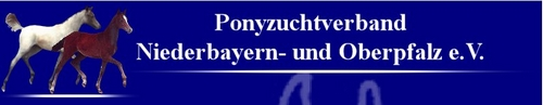 Ponyzuchtverband Niederbayern/Oberpfalz