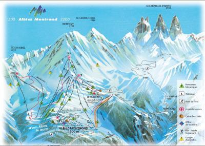 domaine skiable d'Albiez-Montrond