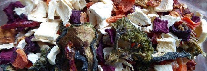 Gemüseschmaus im Ötti-Testcenter