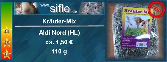 Aldi Nord Kräuter-Mix