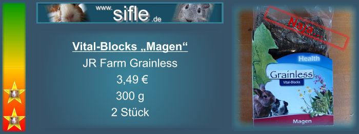 Vital-Blocks Magen