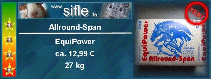 EquiPower Allround-Span