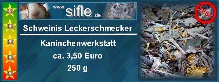 Schweinis Leckerschmecker