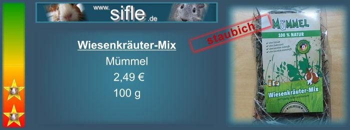 Mümmel Wiesenkräuter-Mix