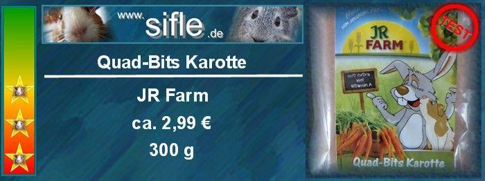 Quad-Bits Karotte