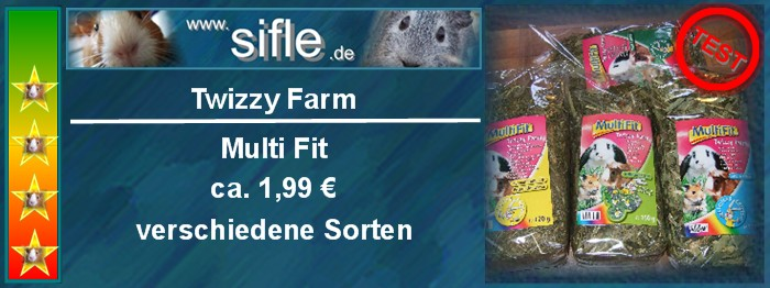 Twizzy Farm von Multi Fit