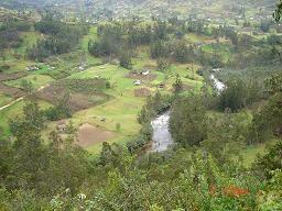 Vista del Sector de Siticay