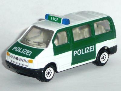 VW T4, reinweiß/ minzgrün