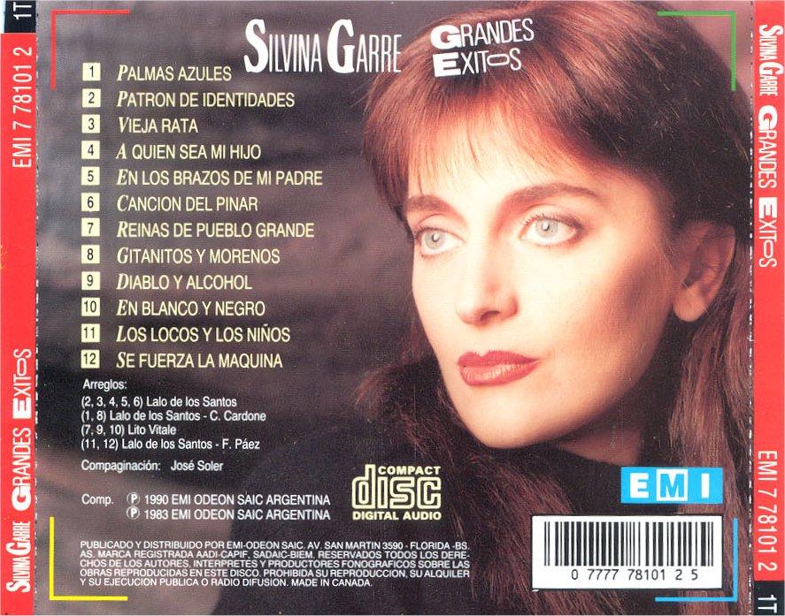 silvina garre discografia download