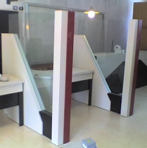 Construcciones especiales simoni equipamiento para oficinas for Equipamiento para oficinas